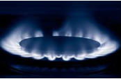 Gás encanado / Gás natural